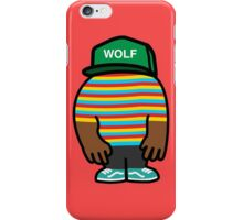 Wolf Haley iPhone Case/Skin
