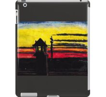 Along The Watchtower iPad Case/Skin