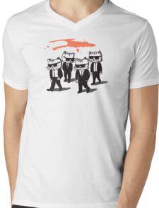 Reservoir cats Mens V-Neck T-Shirt
