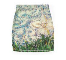 Flower Dance Pencil Skirt
