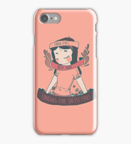[cheese queen] iPhone Case/Skin