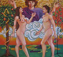 Les Amants by Sandy Taylor