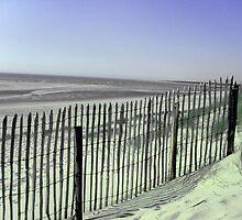 La plage du Touquet by Natasha M