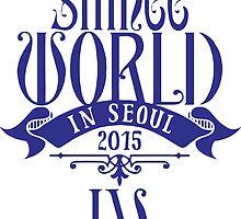 Shinee world IV by drdv02