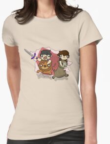The Lion and The Llama T-Shirt