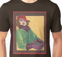 Red Hat Dame Unisex T-Shirt