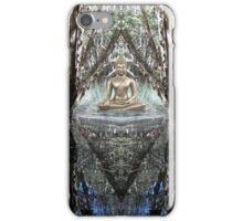 Nurture The Buddha Within iPhone Case/Skin