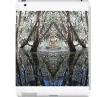 Nurture The Buddha Within iPad Case/Skin
