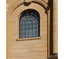 Arched window in Sydney Photographic Print