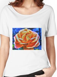 HDR flower Women's Relaxed Fit T-Shirt