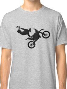Freestyle Flying MX Motocross Classic T-Shirt