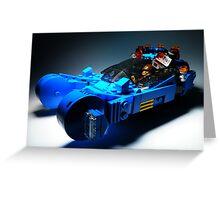 Blade Runner - Spinner Greeting Card