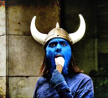 Blue Viking - Made in Denmark by © Kira Bodensted