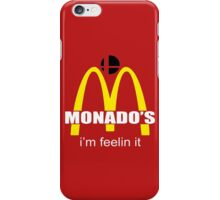 Monado's - i'm feelin it - SM4SH iPhone Case/Skin