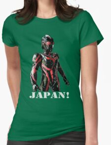 JAPAN! Womens Fitted T-Shirt