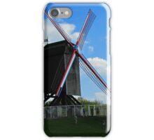 The Windmills of Bruges iPhone Case/Skin