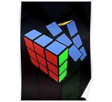 Rubics cube Poster