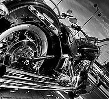Harley Davidson by Steve Clancy