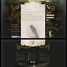 World of Silas Toball (Web design) by AngiandSilas