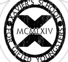 Xavier School Sticker