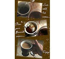 Instant Coffee Photographic Print