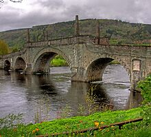 Aberfeldy Bridge by Tom Gomez