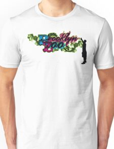 Broolyn Zoo Spray Paint Bomber Unisex T-Shirt
