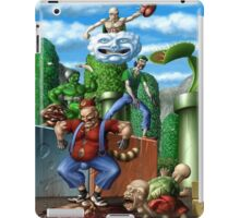 Mario and Friends iPad Case/Skin