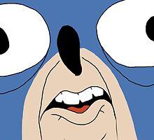 Sonic by Lutubert