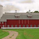 barn in door county by Lynne Prestebak