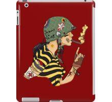 Tank Jazz Yellow iPad Case/Skin