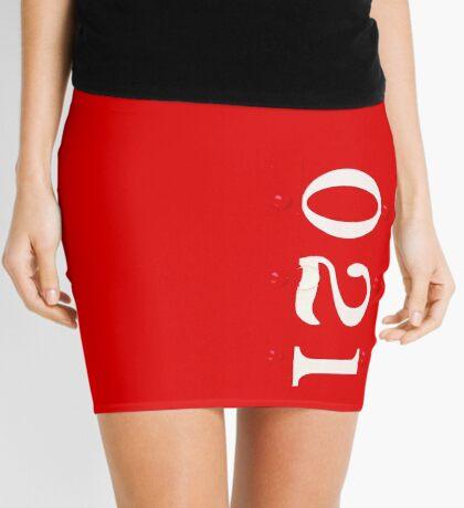 021  Mini Skirt