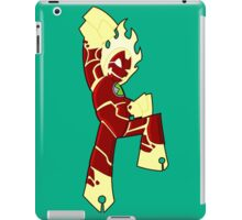 Chibi Heatblast iPad Case/Skin