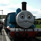 Thomas the Tank Engine by Wayne Gerard Trotman