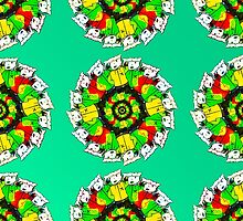 Circles by illidelphonix