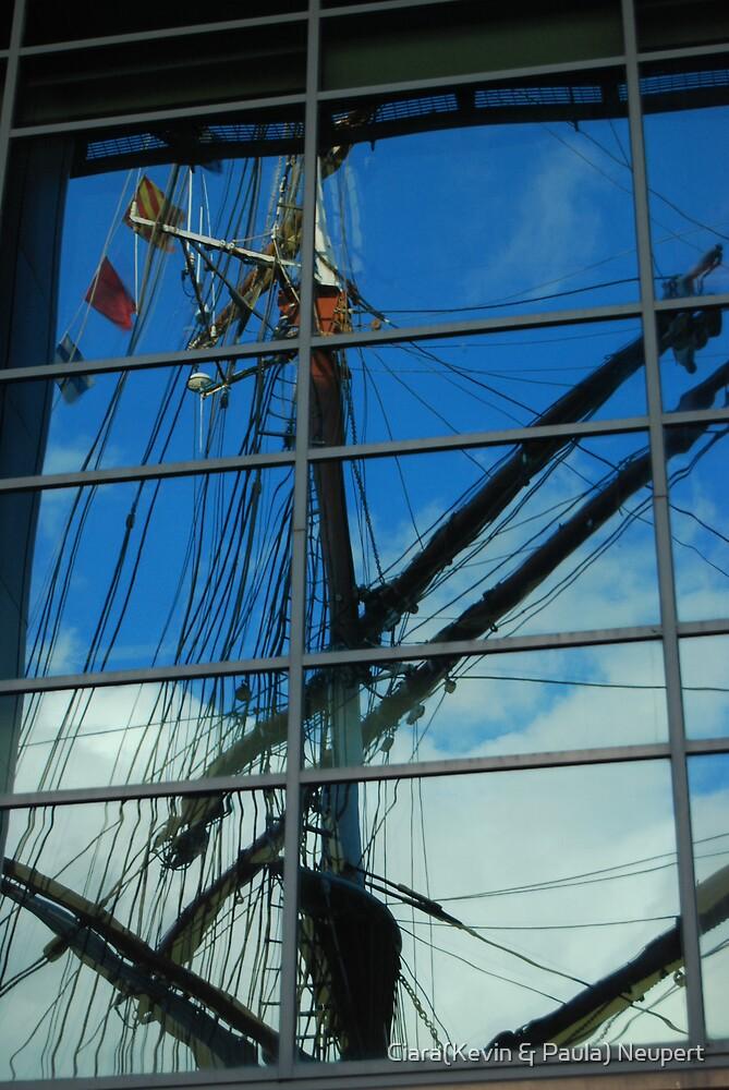 Tall Ship Stavros.S.Niarchos by Paula by Ciara(Kevin & Paula) Neupert
