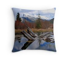 Banff National Park  Throw Pillow