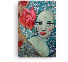 La Rosa Canvas Print