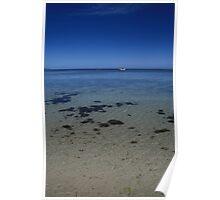 Fijian Waters Poster