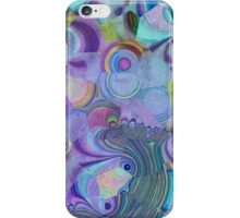 Fractal Storms 1 iPhone Case/Skin