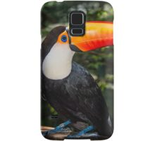 Toucan No. 2 of Iguazu Samsung Galaxy Case/Skin