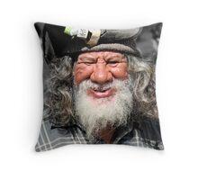 The Storyteller Throw Pillow