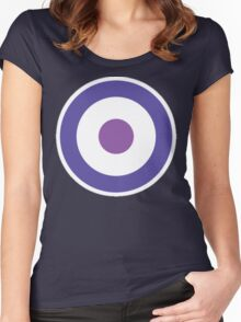 Gosh I Love Arrows Women's Fitted Scoop T-Shirt