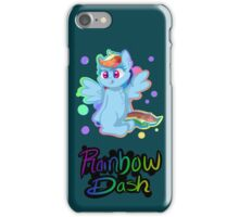 Rainbow Dash iPhone Cases iPhone Case/Skin