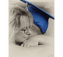 I'm SO Proud of You! Photographic Print