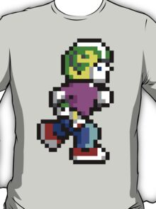 Commander Keen Pixel Style- Retro DOS game fan shirt T-Shirt