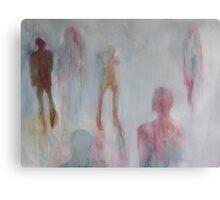 6 figures Canvas Print