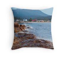 Kingston Beach Throw Pillow