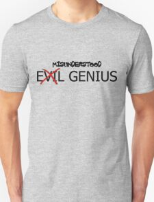 Misunderstood Genius T-Shirt