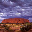 Uluru Sunrise & Sunset by Steven Pearce
